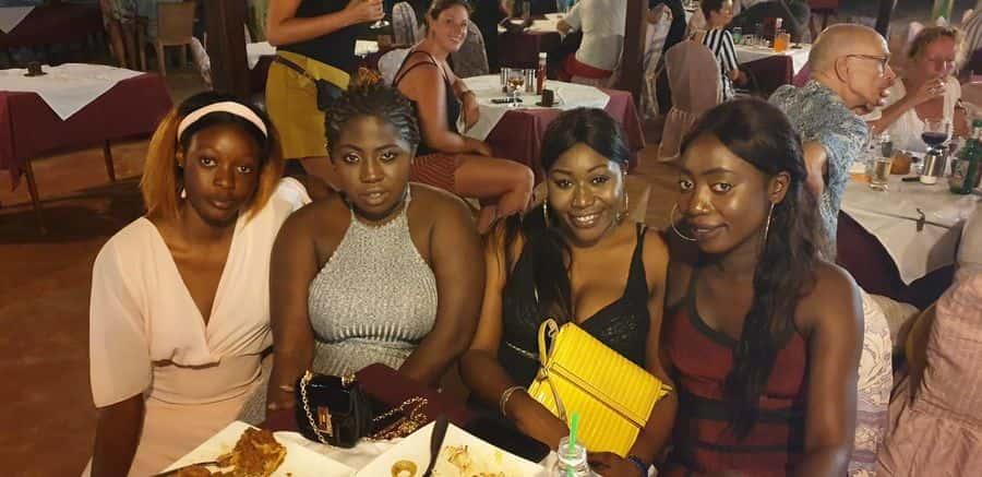 Girls gambia Sex tourism