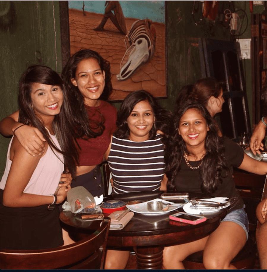 Girls sreelankan Sri Lanka